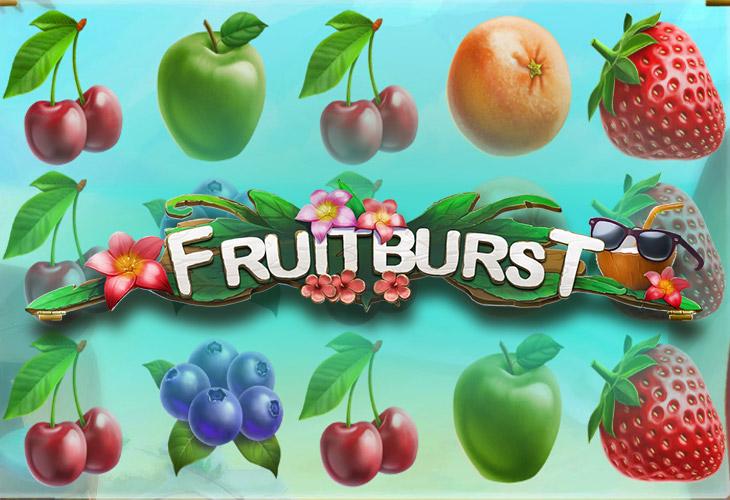 Fruit Burst (Фруктовый взрыв) — игровой автомат, играть в слот бесплатно, без регистрации